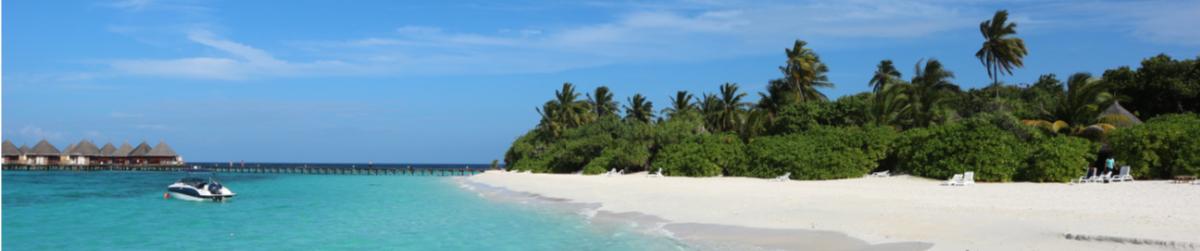Die Lagune von Angaga