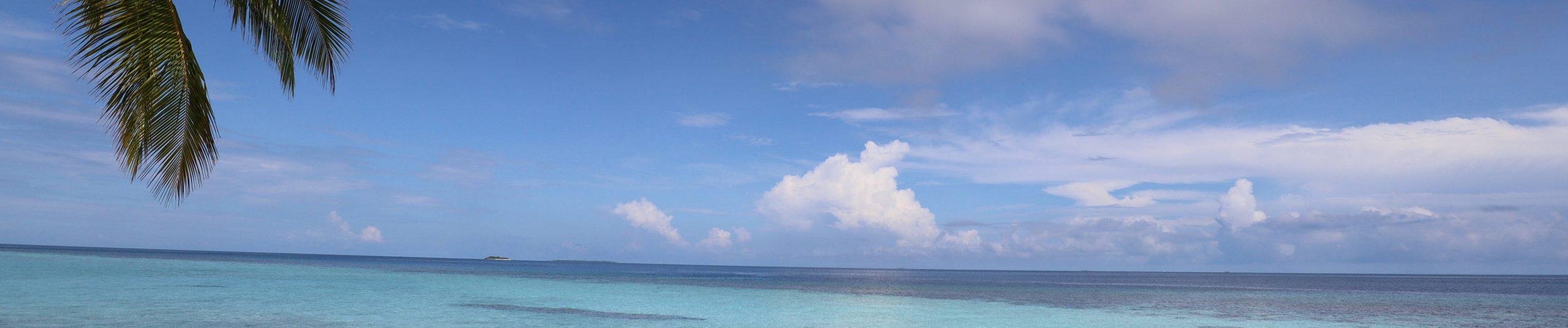 Die Riffseite von Angaga